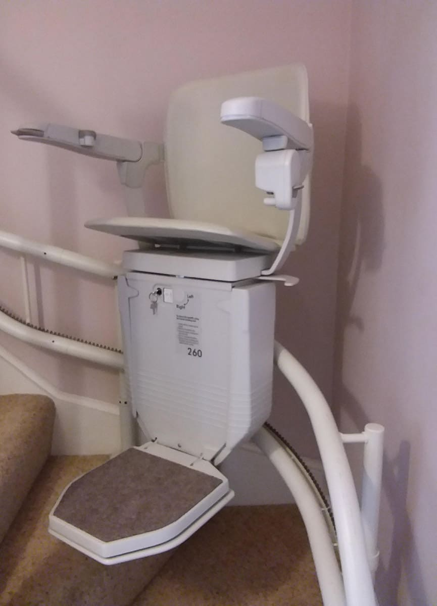 Curved Stairlifts Cambridge